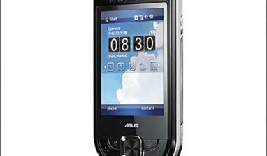 ASUS releases P565 PDA