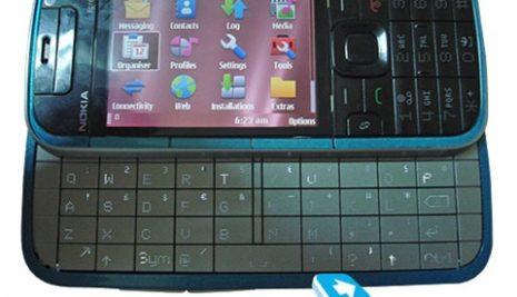 New Nokia 5730 XpressMusic