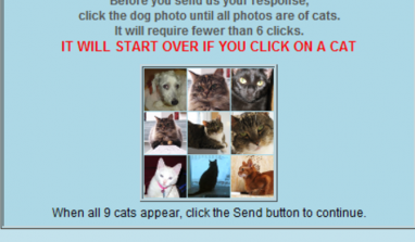 Tired of old Captcha?? try CaptchaTheDog
