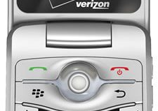 Verizon to get RIM Blackberry Pearl Flip 8230