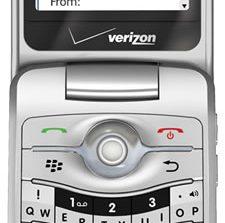 Verizon to get RIM Blackberry Pearl Flip 8230