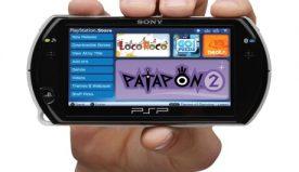 Sony announces compact new PSP model PSP GO!