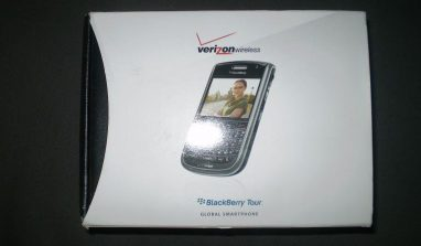 Review : Blackberry Tour