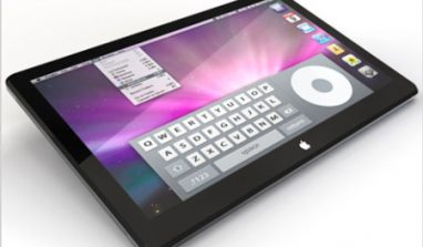 Apple Tablet coming this Month?
