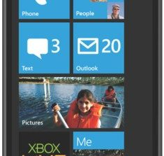 Windows Phone 7 Series Impression