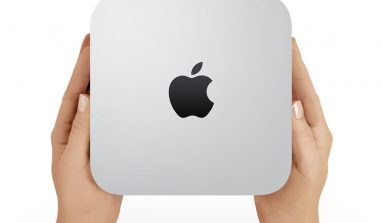 Mac Mini Gets a New Design