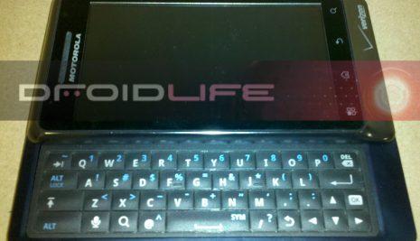 Motorola Droid X or Droid 2