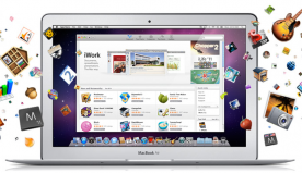 Apple launches Mac App Store