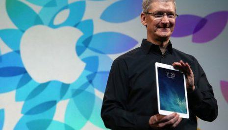 Apple Announces iPad Air—Dramatically Thinner, Lighter & More Powerful iPad