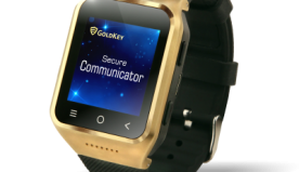 CES 2015 : GoldKey Communicator