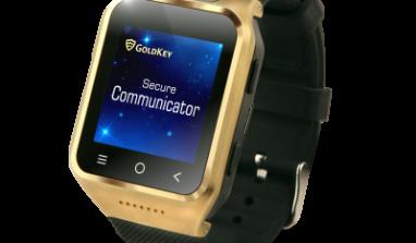 CES 2015 : GoldKey Communicator