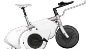 CES 2015 : ebove B\01 Bike