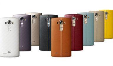 LG G4: when fashion meets technology