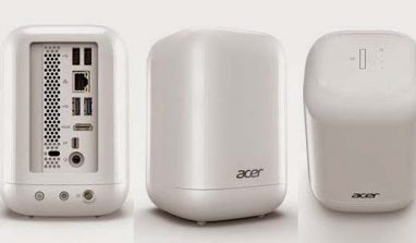 Acer Revo One: The living room PC