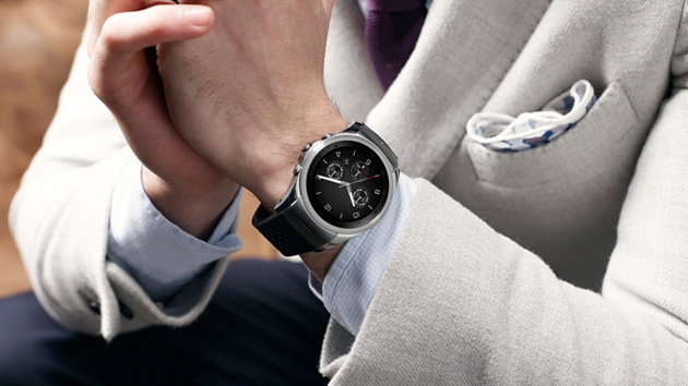 LG Watch Urbane Wearable