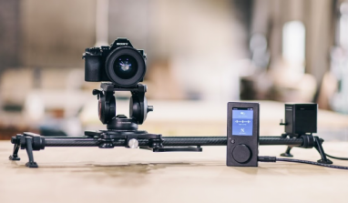 Rhino Slider Evo: The high-tech camera motion tool