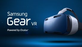 Enjoy the future gaming experience with Samsung's Gear VR