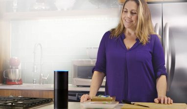 Amazon Echo Helps in Cooking Amazing Dishes