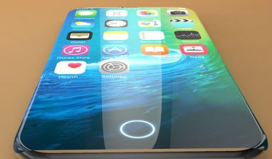 Apple iPhone 8 is Coming with All Glass OLED Display