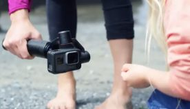 Karma Grip by GoPro makes your wild adventure smooth
