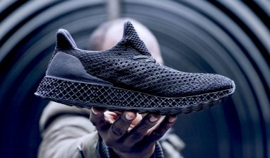 Adidas Sells Limited Stock of 3D Printed Shoes