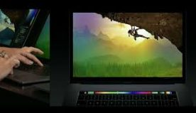 Adobe Photoshop Compatible with MacBook Pro Touch Bar