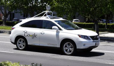 Google taking giant steps to launch its own self-driving cars
