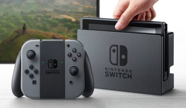Nintendo Switch: The Slickest Controller one could get their hands on